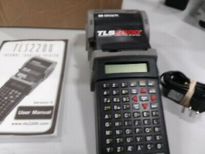 Brady Tls2200 Thermal Labeling System