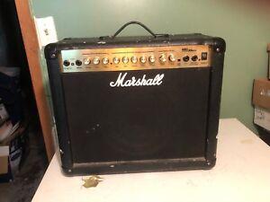 Marshall 30dfx amp