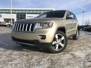 2011 Jeep Grand Cherokee Limited Loaded