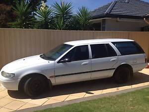 1997 Ford Falcon Wagon Adelaide CBD Adelaide City Preview