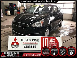Mitsubishi Mirage ES+ AUTOMATIQUE/AIRCLIM/BLUETOOTH 45$/SEM