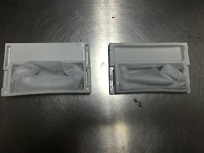 GENUINE 2 x LG Fuzzy Logic Top & Front Loader Washing Machine Lint Filter Bag for sale  Shipping to Nigeria