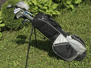 Youth right hand golf clubs