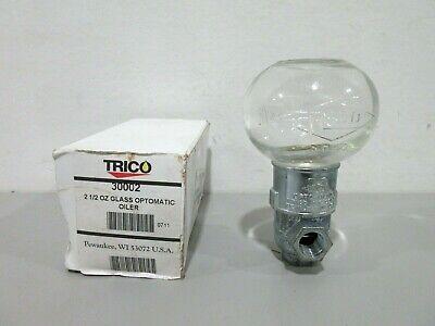 New Trico 30002 No 2 12 Oz. Glass Optomatic Oiler