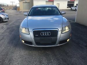 2007 Audi A6 read the add please