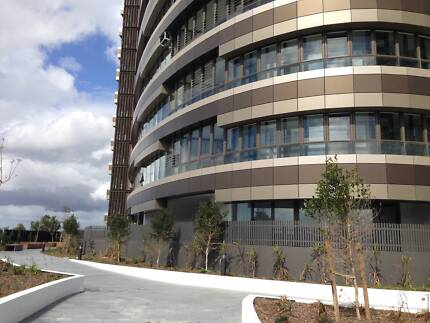 Brand new high-level 1-bed apt with study and secure parking Carlingford The Hills District Preview