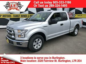 2015 Ford F-150 XLT, Extended Cab, Bluetooth, 46, 000km