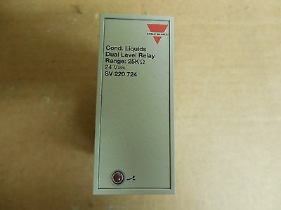 Carlo Gavazzi Dual Level Relay Sv220724 24v Volt 5a A Amp 11 Pins Ws411