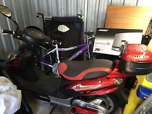 Electric scooter needs new batteries Wodonga Wodonga Area Preview