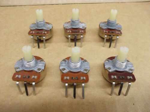 5K ohm Audio Taper pot, CTS brand, NOS 1986, Lot of 6 ships free from Ohio