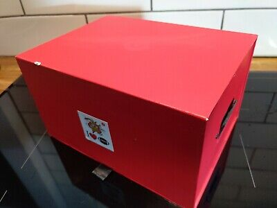 Beats EP Red EMPTY Headphone Box  EMPTY Box Only DR DRE , used for sale  Shipping to Nigeria