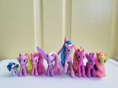 My Little Pony G4 Lot Princess Celestia Daisy Dreams Cadance Flower Wishes (Little Pony Flower)