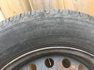 Michelin Summer Tires 205/60/R15 with rims