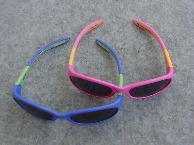 Swiss Ojo Toddler Niños Gafas de Bicicleta 2 Colores Nuevo Emb. Orig. 3-9 Años