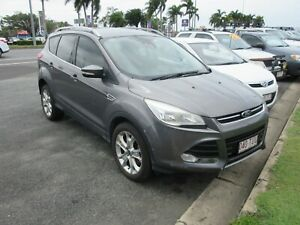 2013 Ford Kuga TREND (AWD) SUV SOLE PARENT FINANCE Westcourt Cairns City Preview