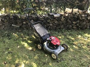 Craftsman lawnmower, with bag.  190cc.  All tuned up.