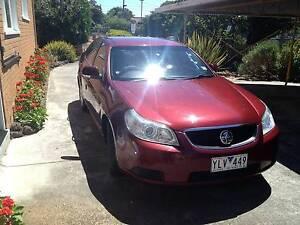 2007 Holden Epica Sedan Glen Huntly Glen Eira Area Preview