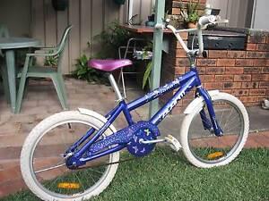 Girls Bike Avanti 20 inch wheels Kingsgrove Canterbury Area Preview