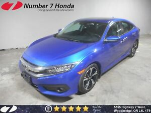 2016 Honda Civic Touring| Loaded, Leather, Navi!