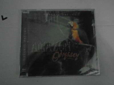 Amazon Odyssey    Natural Dreams   Music For Relaxation Cd New