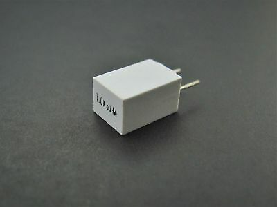 1uf 50v - Polyester Film Capacitor - Mallory 168105k50g