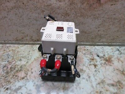 Fuji Motor Starter Sc-4 Ac3 100100-110v 5060hz Ikegai Ft20u Cnc Lathe