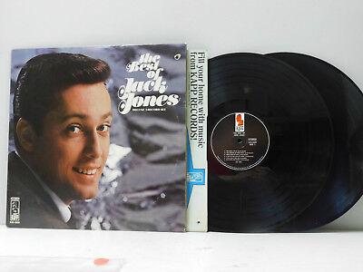 The Best Of Jack Jones double LP  Kapp
