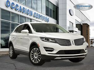 2017 Lincoln MKC Reserve Stationnement Actif