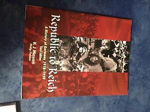 Republic to Reich: A History of Germany******1939 Rockingham Rockingham Area Preview