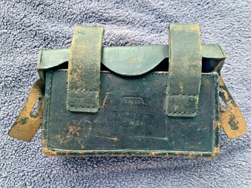German 1880 Dated Ammo Pouch #2