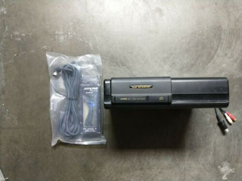 Alpine 5959 CD Changer Coax output version NOT Fiber Optic Fits 7909