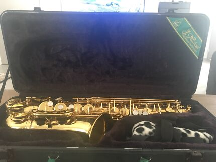 J.Michael Japanese technology Saxophone