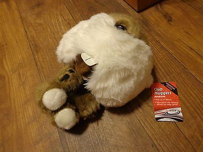 2011 Pro Active Sports  Gopher Golf Club Huggers Headcover  New
