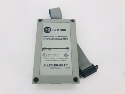 Allen Bradley 1747-PIC Interface Converter 25-Pin Connector