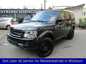 Land Rover Discovery 4 SDV6 HSE Black Edition, Standheizung