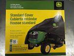 John Deere Genuine OEM Standard Mower Cover LP9391 picture