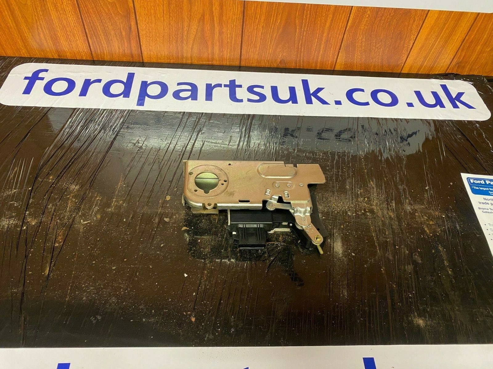 Car Parts - FORD TRANSIT 00-14 MK6/MK7 REAR DOOR CENTRAL LOCKING MECHANISM 2.0/2.2/2.4