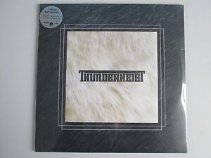 THUNDERHEIST-Self-Titled-2-LP-NEW-2009-Vinyl-Ninja-Tune-LIMITED-EDITION