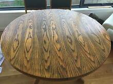 OAK DINING ROOM TABLE Maroubra Eastern Suburbs Preview