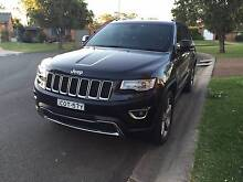 Jeep Grand Cherokee MY14 Limited Woodcroft Blacktown Area Preview