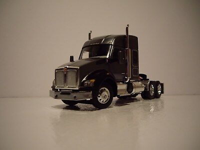 Dcp 1 64 Gray And Black Kenworth T880 With 52 Mid Roof Sleeper