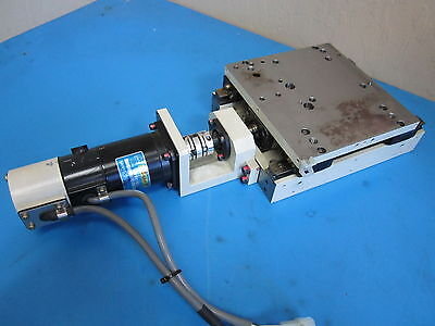 Thk A05p4be 6.25 X 5.75 Linear Actuator Table W Servo Motor R511-012el7