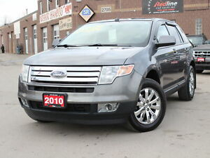 2010 Ford Edge XLT Bluetooth-Alloys