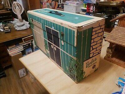 "Original 1962 ""Barbie's Dream House"" (Mattel No. 816) with Furniture Accessories"
