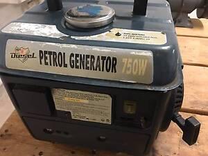 Petrol Generator Darwin CBD Darwin City Preview