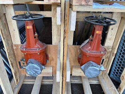 Kennedy Valve Ks-rw 6in Flangedgrooved Ductile Iron Resilient Wedge Gate Valve