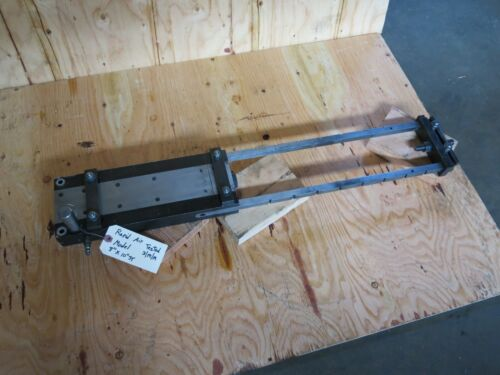 """Rapid Air Air Feed for Punch Press 3"""" Wide approx. 10"""" Stroke"""