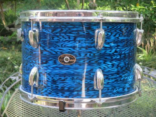 Slingerland Blue Agate Tom 9 x 13 inch