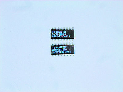 Tsa5511t Original Philips 16p Smd Ic 2 Pcs