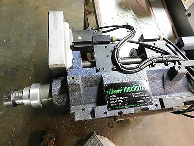 Sugino Selfeeder Mechatric Electric Drilling Unit Er25 Collet Chuck